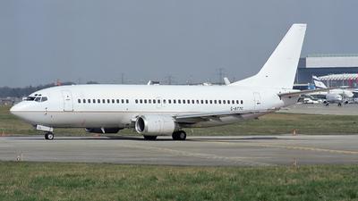 G-BZZG - Boeing 737-3Q8 - Buzz