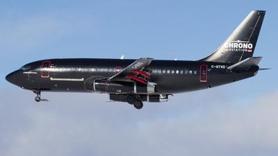 C-GTVO - Boeing 737-219C(Adv) - Chrono Aviation