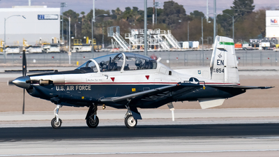 06-3854 - Raytheon T-6A Texan II - United States - US Air Force (USAF)