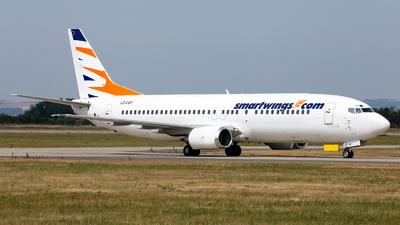 LZ-CGY - Boeing 737-49R - SmartWings (Cargoair)