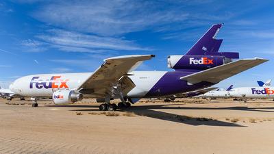 N68050 - McDonnell Douglas MD-10-10(F) - FedEx