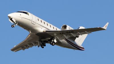 TC-SAB - Bombardier CL-600-2B16 Challenger 605 - Doysa Air