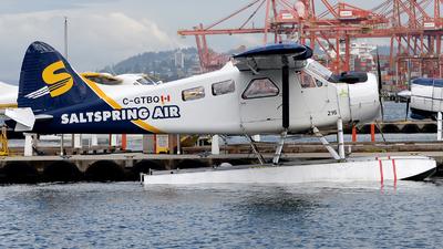 A picture of CGTBQ - De Havilland Canada DHC2 Beaver - [1316] - © David Oates
