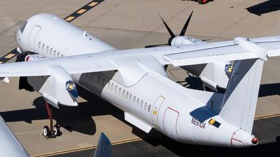 A picture of N691UA - De Havilland Canada Dash 8400 - [4107] - © Alex Crail