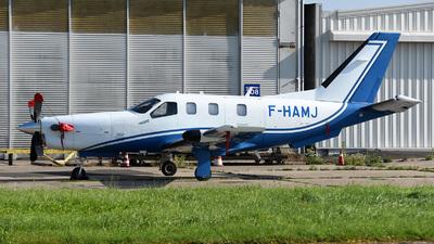 F-HAMJ - Socata TBM-700 - Private