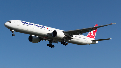 A picture of TCLKA - Boeing 77736N(ER) - Turkish Airlines - © Tejas Khambhayta