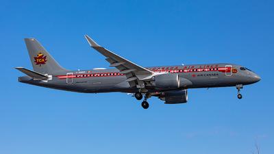 A picture of CGNBN - Airbus A220371 - Air Canada - © Mark Brandon