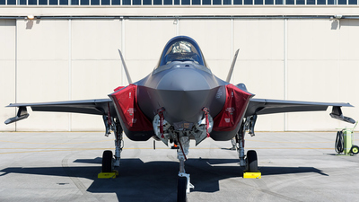 15-5200 - Lockheed Martin F-35A Lightning II - United States - US Air Force (USAF)