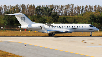 P4-ZGB - Bombardier BD-700-1A10 Global 6500 - Private