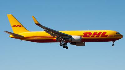 G-DHLH - Boeing 767-3JHF(ER) - DHL Air