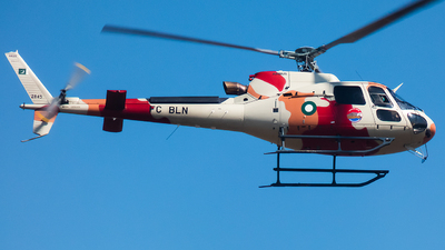2845 - Airbus Helicopters H125 - Pakistan - Frontier Corps Balochistan