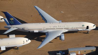 N358CL - Boeing 777-268(ER) - Untitled