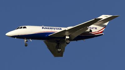 N204TW - Dassault Falcon 20DC - Ameristar Air Cargo