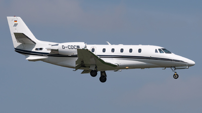 D-CDCM - Cessna 560XL Citation XLS+ - Air Hamburg