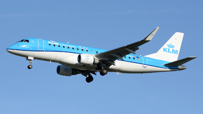 A picture of PHEXI - Embraer E175STD - KLM - © Romain Salerno / Aeronantes Spotters