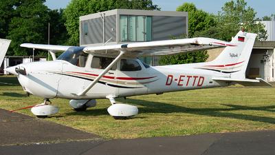 D-ETTD - Cessna 172R Skyhawk II - Aviation Training & Transport Center