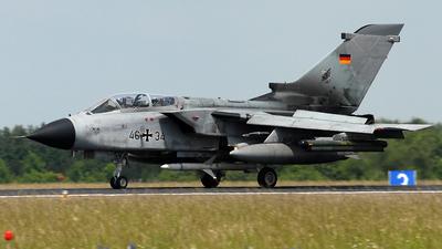 46-34 - Panavia Tornado ECR - Germany - Air Force