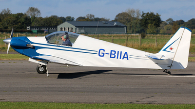 G-BIIA - Fournier RF3 - Private