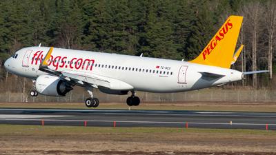 TC-NCS - Airbus A320-251N - Pegasus Airlines