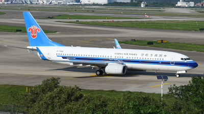 B-7996 - Boeing 737-81B - China Southern Airlines