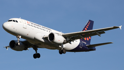 A picture of OOSSQ - Airbus A319112 - Brussels Airlines - © Kuba Kawczynski