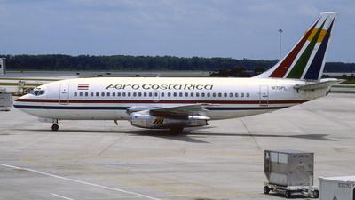 N170PL - Boeing 737-2L9(Adv) - Aero Costa Rica