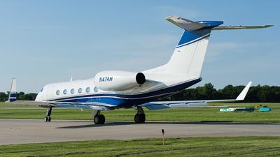 N474M - Gulfstream G450 - Private