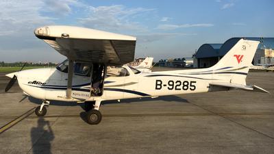 B-9285 - Cessna 172R Skyhawk - Civil Aviation Flight University of China