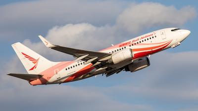 B-6109 - Boeing 737-76J - Ruili Airlines