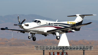 C-FSFI - Pilatus PC-12/47E - Private