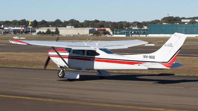 VH-NVB - Cessna 182R Skylane II - Private
