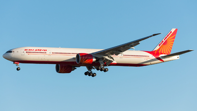 VT-ALV - Boeing 777-337ER - Air India