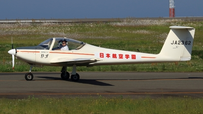 JA2362 - Valentin Taifun 17E - Japan Aviation Academy
