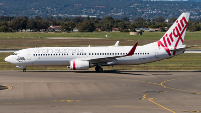 A picture of VHYIA - Boeing 7378FE - Virgin Australia - © Andrew Lesty