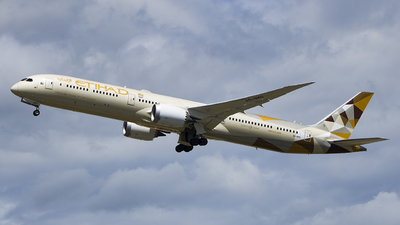 A6-BMG - Boeing 787-10 Dreamliner - Etihad Airways