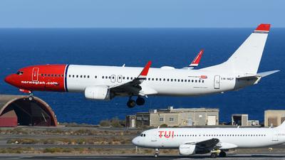 LN-NGT - Boeing 737-8JP - Norwegian