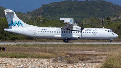 A picture of XAMKH - ATR 72600 - Aeromar - © Antonio Velasco Cruz