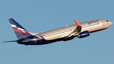 A picture of VPBRH - Boeing 7378LJ - Aeroflot - © Rui Sequeira
