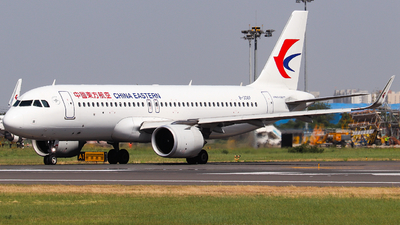 B-306F - Airbus A320-251N - China Eastern Airlines