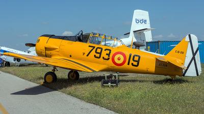 EC-DUN - North American T-6G Texan - Fundación Infante de Orleans