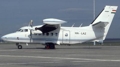 HA-LAZ - Let L-410UVP-E Turbolet - ABC Air Hungary