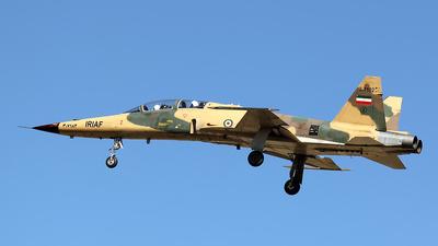 3-7182 - Northrop F-5F Saeghe II - Iran - Air Force