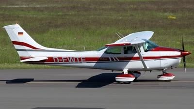 D-EWTE - Cessna 182Q Skylane - Fliegergruppe Traunstein