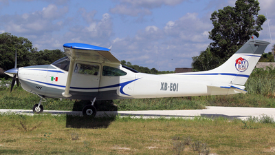 XB-EOI - Cessna 182P Skylane - Skydive