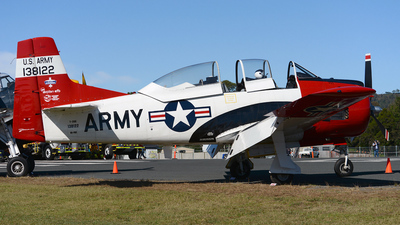 VH-FNO - North American T-28B Trojan - Private