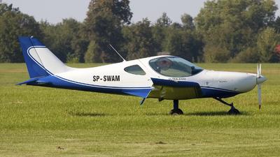 A picture of SPSWAM - BRM Aero Bristell - [222/2016] - © Rafal Pruszkowski