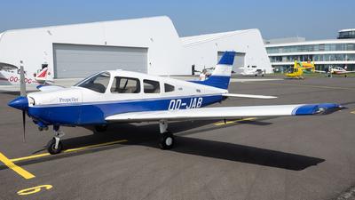 OO-JAB - Piper PA-28-161 Warrior III - Propeller
