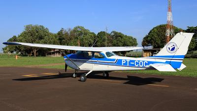 PT-COC - Cessna 172G Skyhawk - Aero Club - São José do Rio Preto