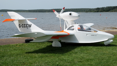 G-CCCW - Osprey II - Private