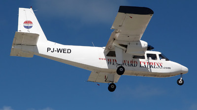 PJ-WED - Britten-Norman BN-2 Islander - Windward Express Airways